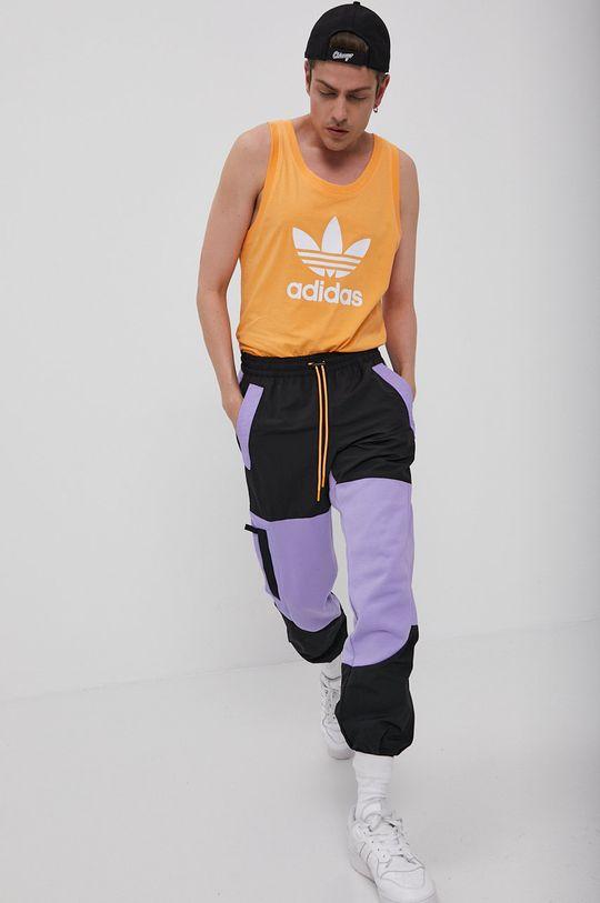adidas Originals - T-shirt brzoskwiniowy