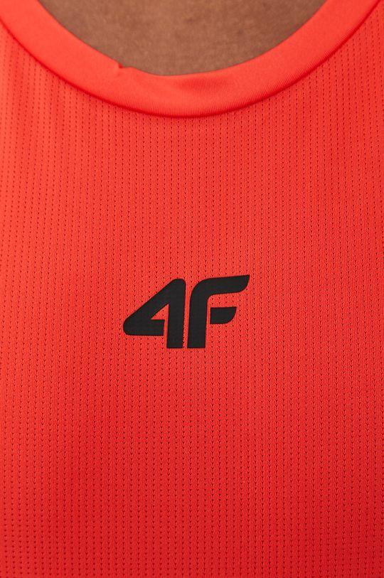 ostry czerwony 4F - T-shirt