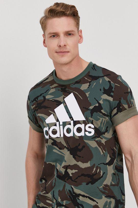 viacfarebná adidas - Tričko