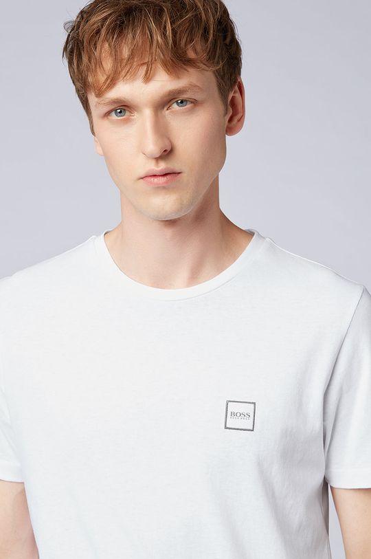 biały Boss - T-shirt Boss Casual