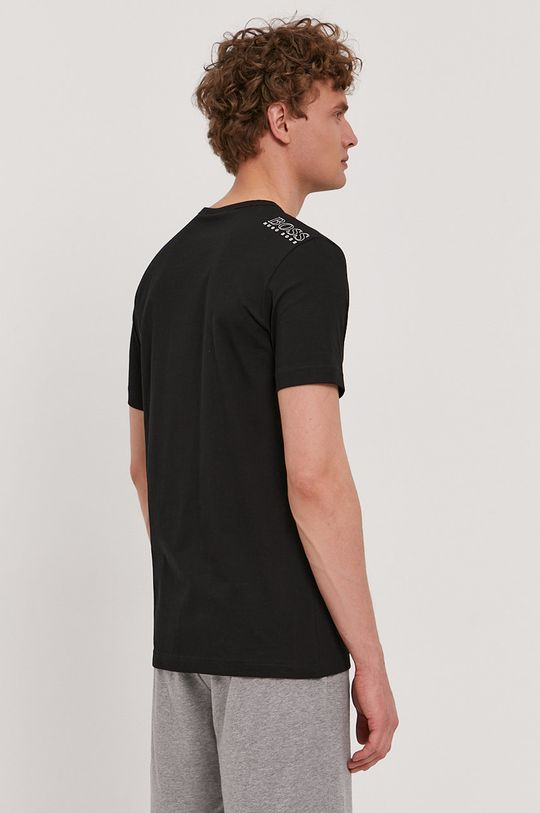 Boss - T-shirt Boss Athleisure 100 % Bawełna