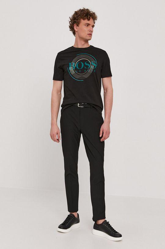 Boss - Tričko BOSS ATHLEISURE čierna