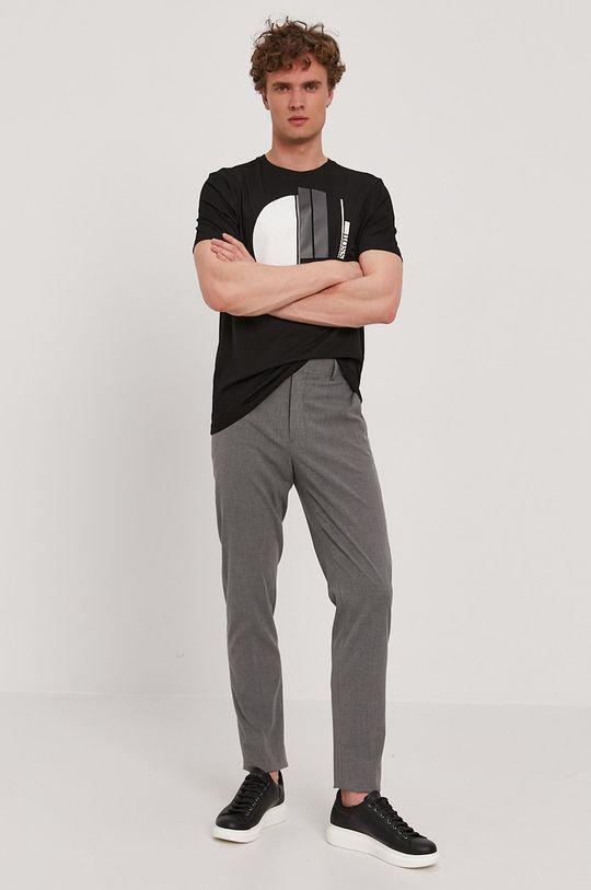 Boss - T-shirt Boss Athleisure czarny