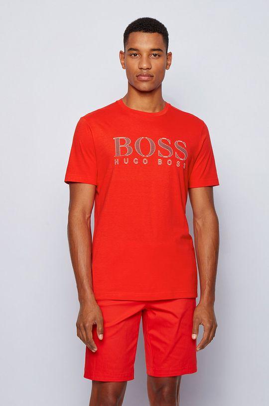 rosu Boss - Tricou Boss Athleisure De bărbați