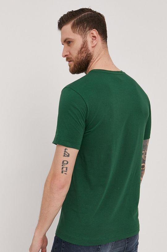 Boss - T-shirt Boss Athleisure zielony