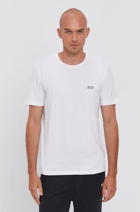 Boss - Tričko bílá