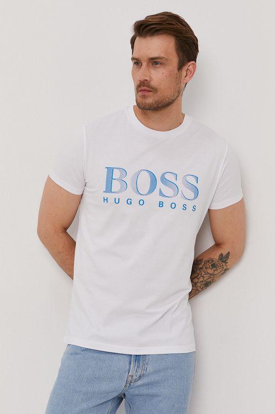 bílá Boss - Tričko