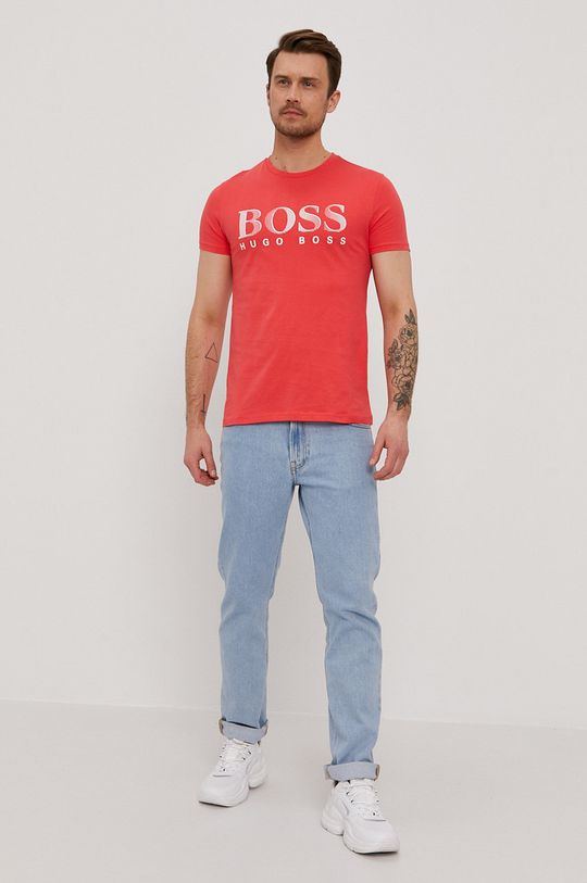 Boss - Tričko červená