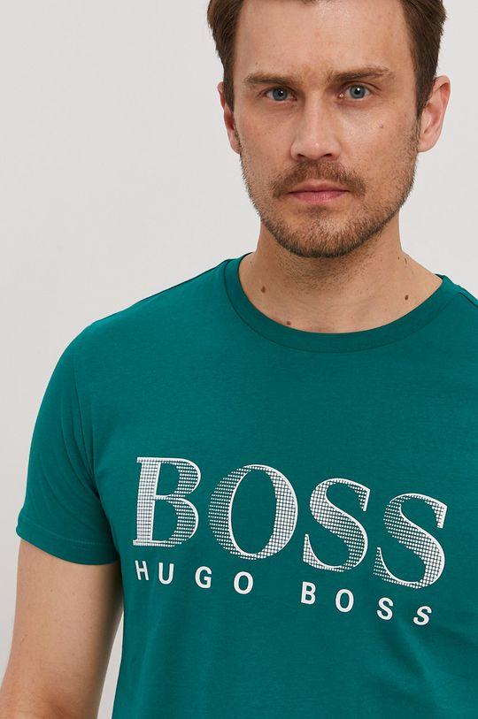 verde inchis Boss - Tricou De bărbați