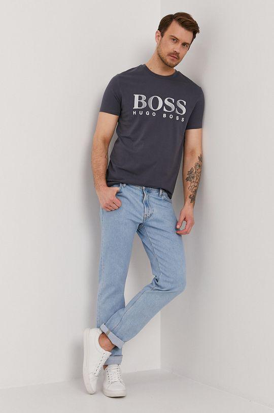 Boss - Tričko šedá