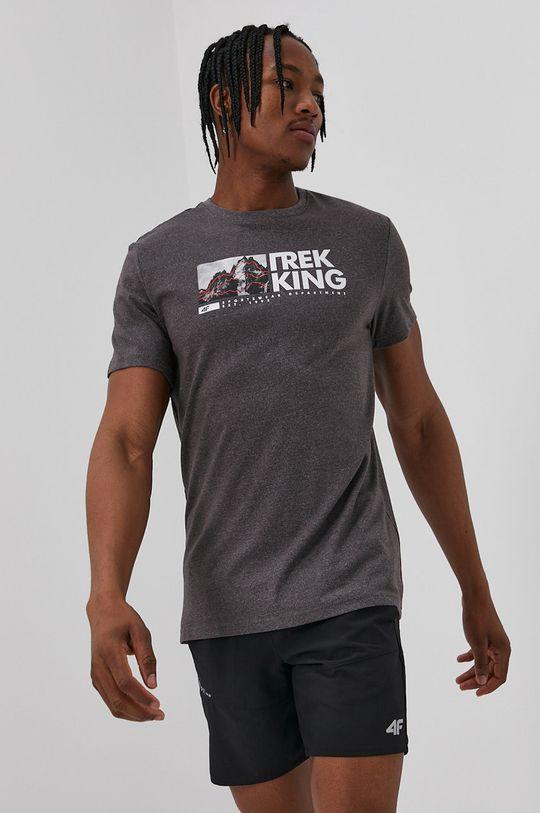gri 4F - Tricou De bărbați