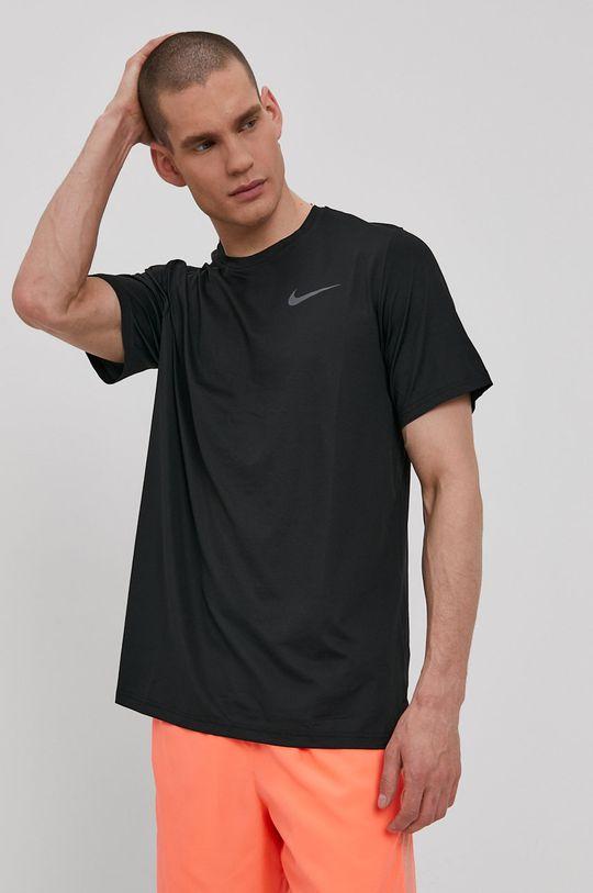 čierna Nike - Tričko Pánsky