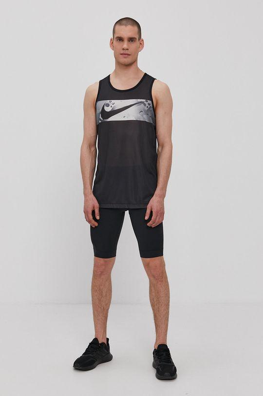 Nike - T-shirt szary