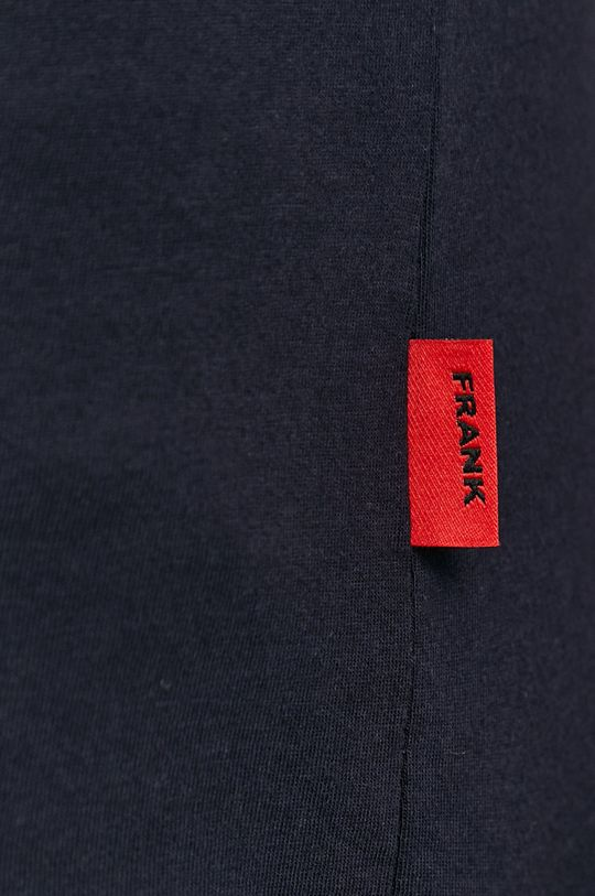 granatowy John Frank - T-shirt