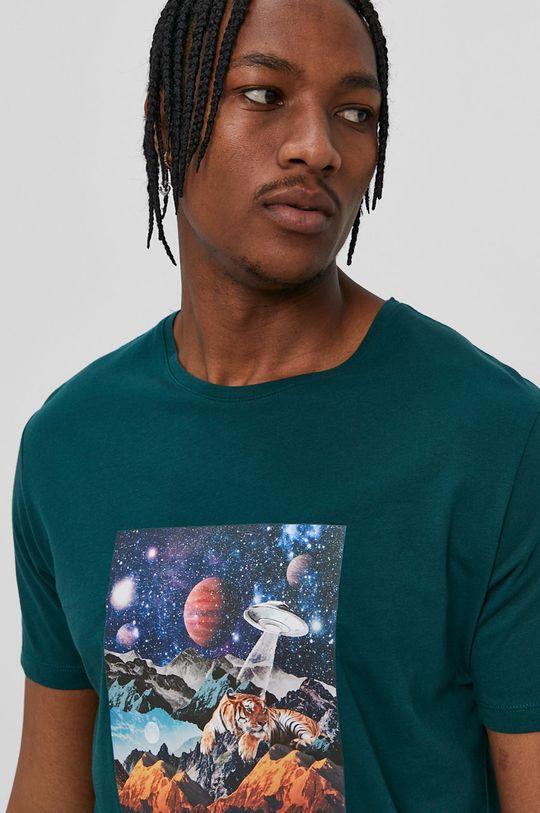 cyraneczka John Frank - T-shirt Męski