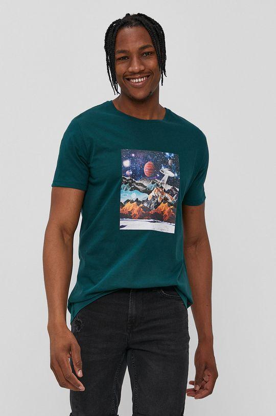 John Frank - T-shirt cyraneczka