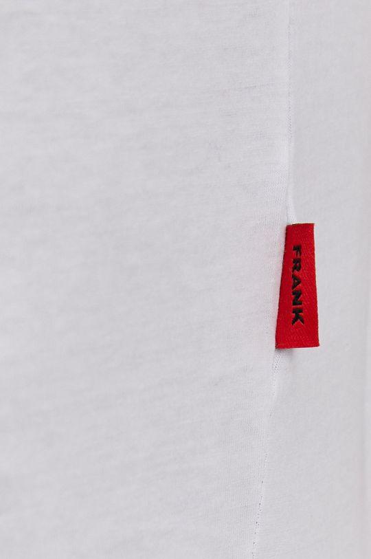 biela John Frank - Tričko