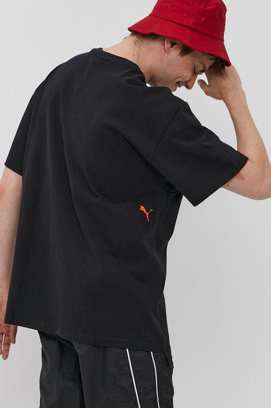 Puma - Tricou X Attempt  Materialul de baza: 100% Bumbac Banda elastica: 96% Bumbac, 4% Elastan