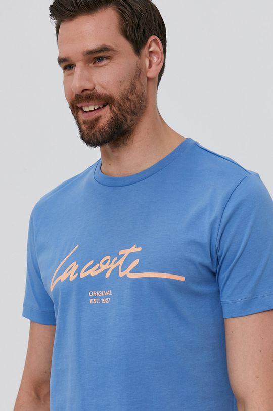 modrá Lacoste - Tričko