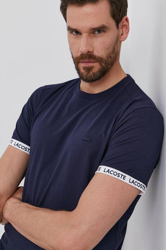 tmavomodrá Lacoste - Tričko