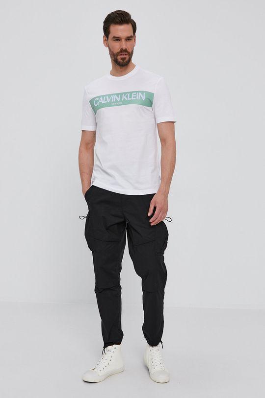Calvin Klein - T-shirt fehér
