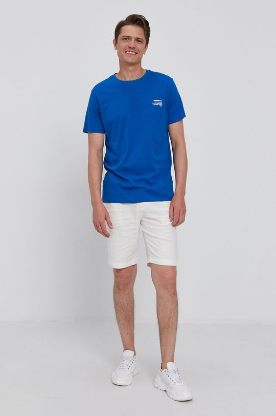 Guess - Tričko modrá