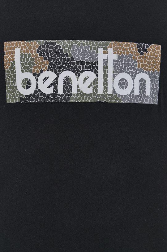 United Colors of Benetton - Bavlněné tričko Pánský