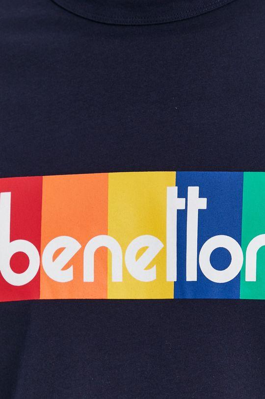 United Colors of Benetton - Bavlnené tričko Pánsky