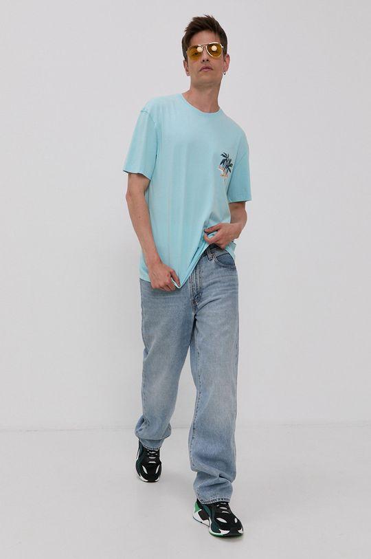 Jack & Jones - Tričko světle modrá
