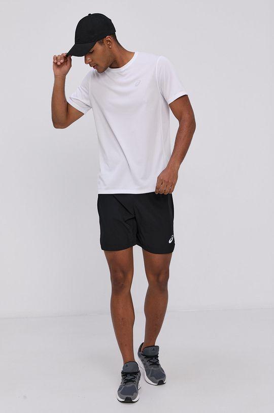 Asics - T-shirt biały