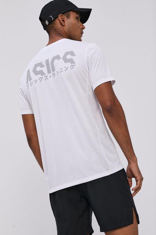 Asics - T-shirt 100 % Poliester z recyklingu