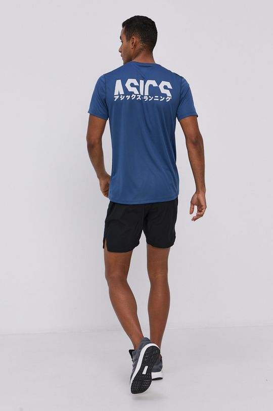 modrá Asics - Tričko Pánský