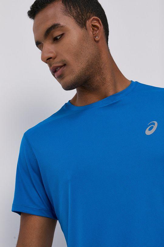 niebieski Asics - T-shirt