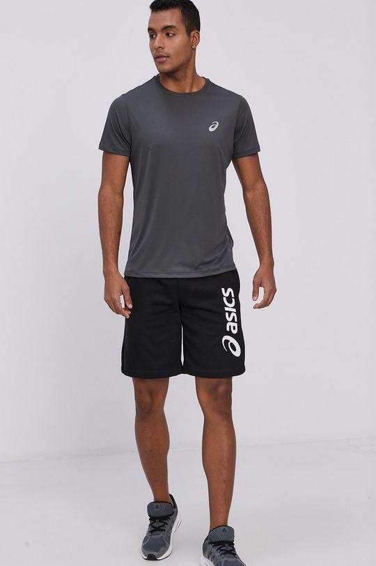 Asics - T-shirt szary