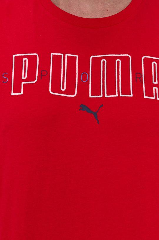 červená Puma - Tričko
