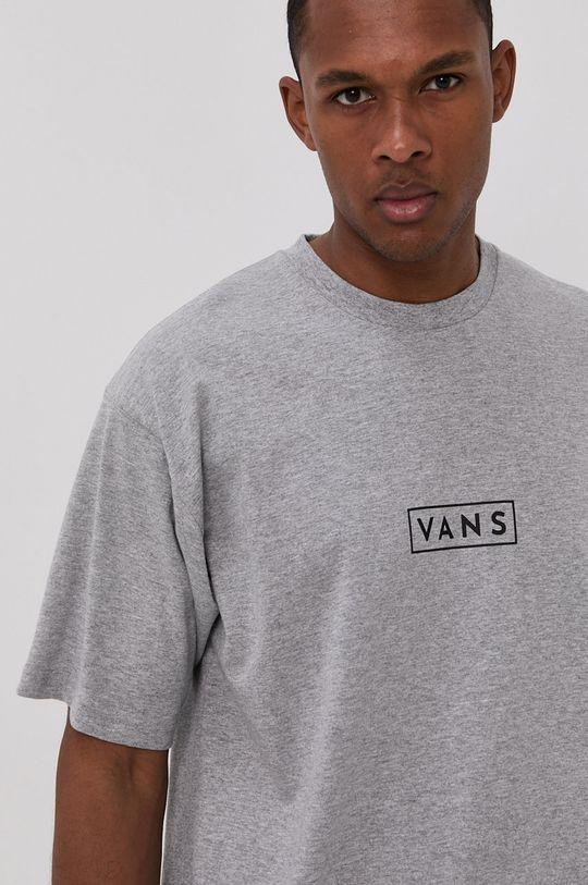 szary Vans - T-shirt