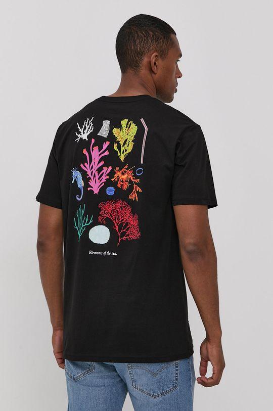 czarny Vans - T-shirt