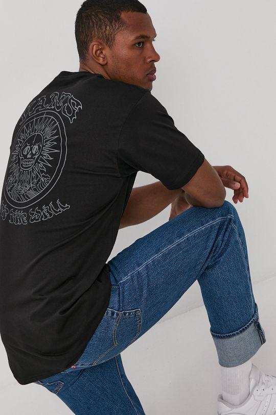 černá Vans - Tričko Pánský