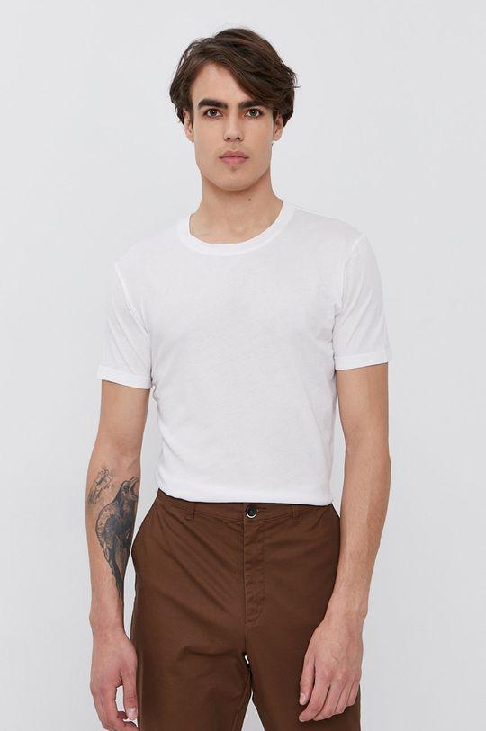 biela Sisley - Tričko Pánsky