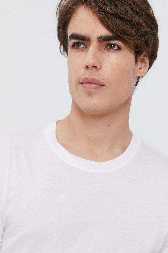 biela Sisley - Tričko