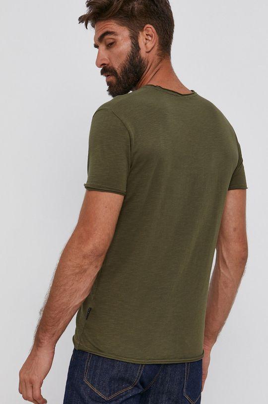 Sisley - Bavlněné tričko  100% Bavlna
