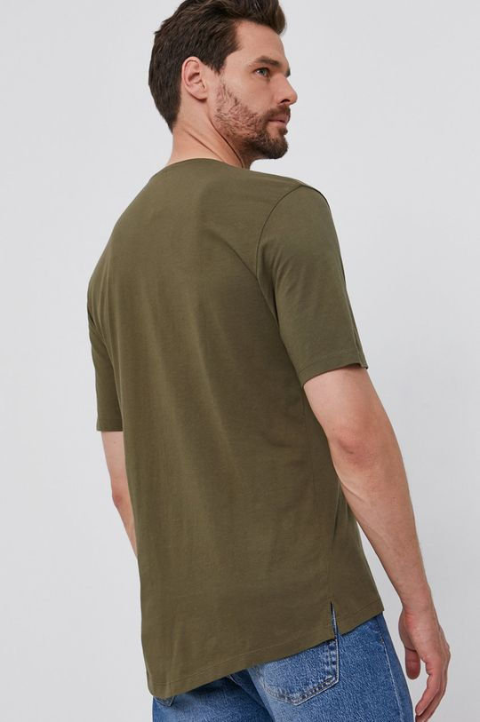 Sisley - Tričko  100% Bavlna