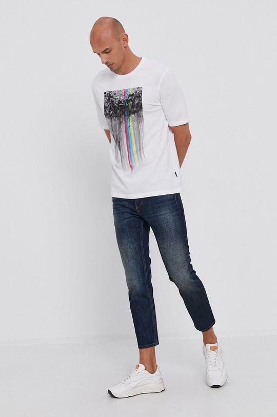Sisley - Tričko bílá