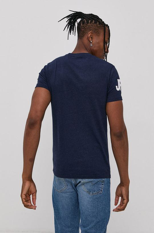Superdry - T-shirt 60 % Bawełna, 40 % Poliester
