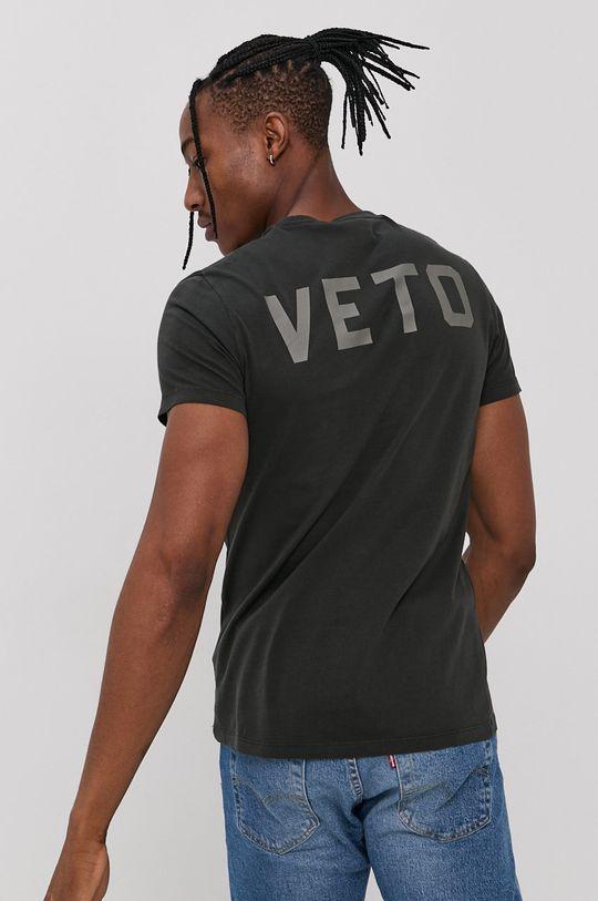 Superdry - Bavlněné tričko  100% Bavlna