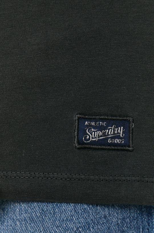 Superdry - Bavlněné tričko Pánský