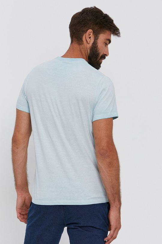 Pepe Jeans - Bavlnené tričko West Sir  100% Bavlna