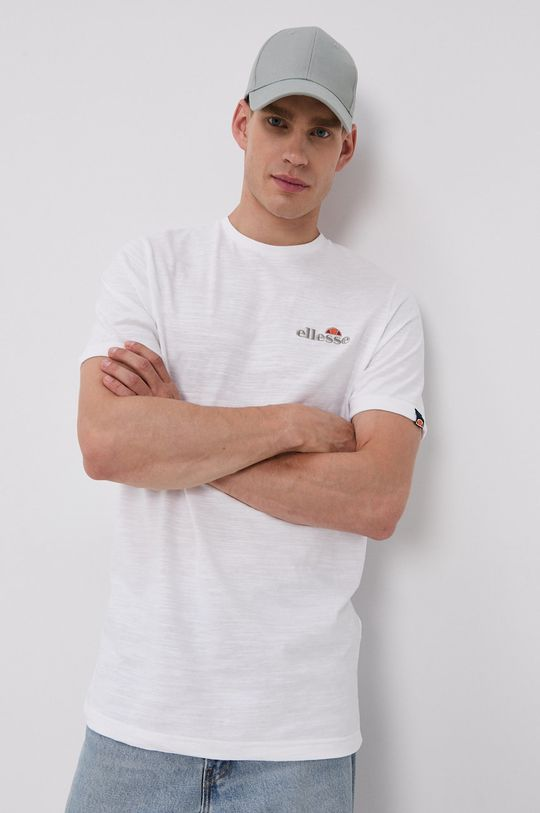 Ellesse - Tričko bílá
