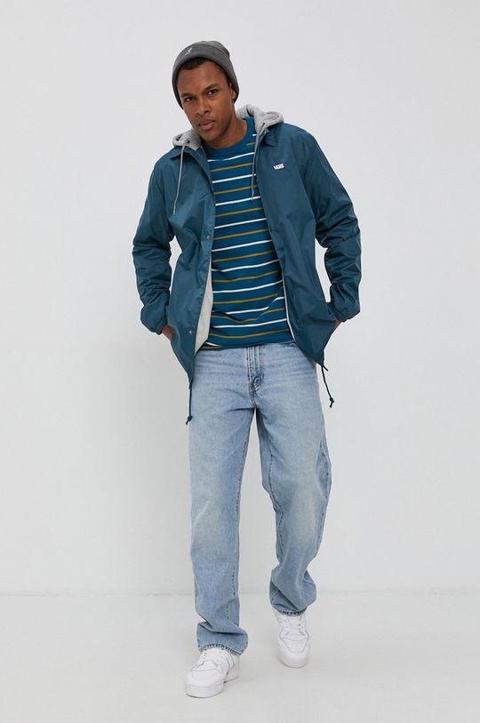 Vans - T-shirt niebieski
