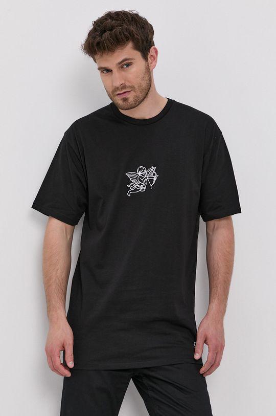 čierna Vans - Tričko Pánsky